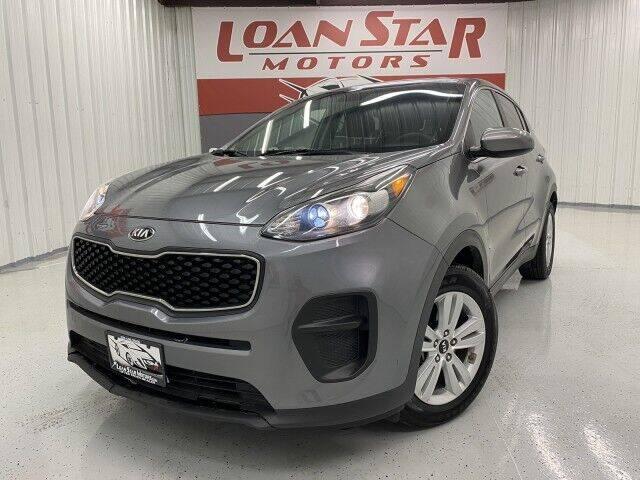 2017 Kia Sportage for sale at Loan Star Motors in Humble TX