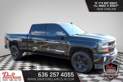 2018 Chevrolet Silverado 1500 for sale at Dave Sinclair Chrysler Dodge Jeep Ram in Pacific MO