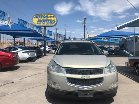 2009 Chevrolet Traverse for sale at Autos Montes in Socorro TX