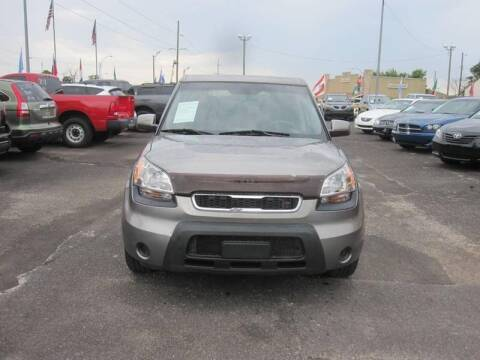 2011 Kia Soul for sale at T & D Motor Company in Bethany OK
