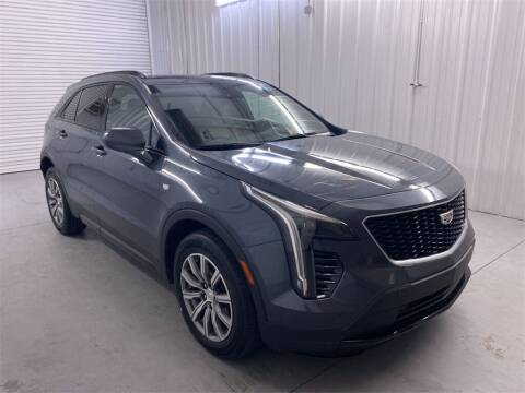 2019 Cadillac XT4 for sale at JOE BULLARD USED CARS in Mobile AL