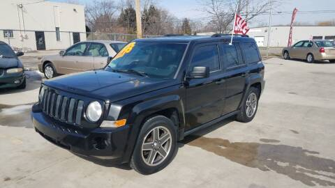 2008 Jeep Patriot for sale at Kenosha Auto Outlet LLC in Kenosha WI
