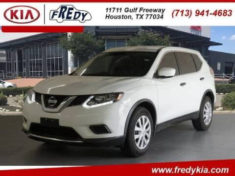 2016 Nissan Rogue for sale at FREDYS CARS FOR LESS in Houston TX