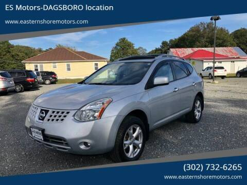 2008 Nissan Rogue for sale at ES Motors-DAGSBORO location in Dagsboro DE