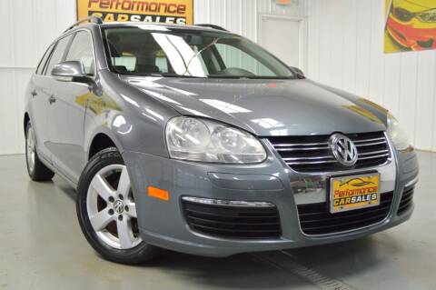 2009 Volkswagen Jetta for sale at Performance car sales in Joliet IL