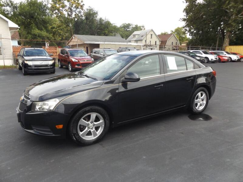 2011 Chevrolet Cruze for sale at Goodman Auto Sales in Lima OH