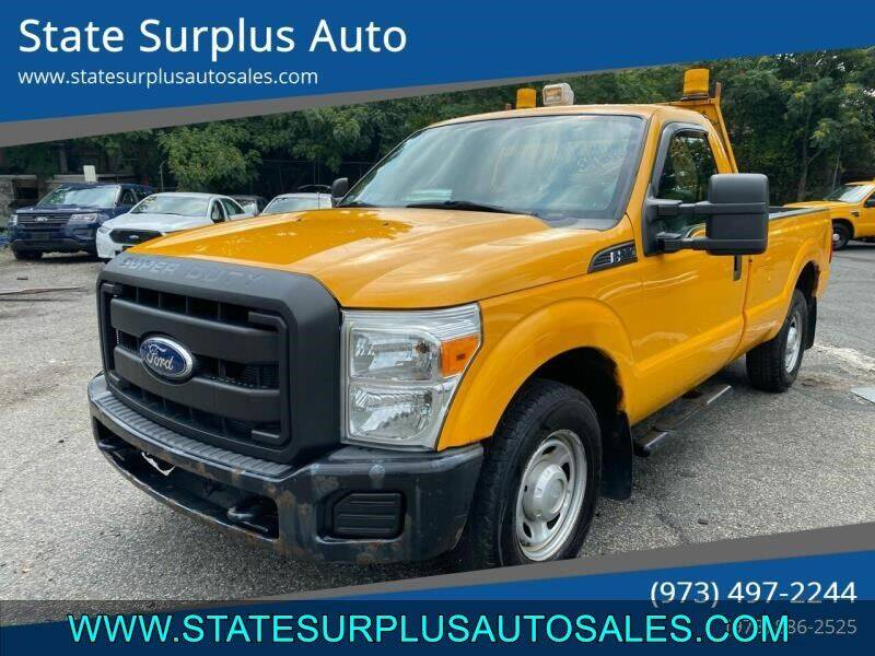 2011 Ford F-250 Super Duty for sale at State Surplus Auto in Newark NJ