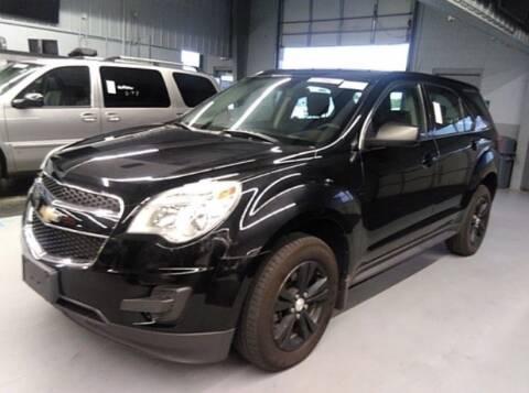 2013 Chevrolet Equinox for sale at J Gillelands MotorWorks in Rockford MN