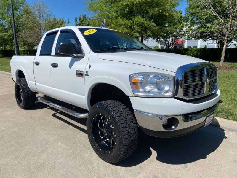2008 Dodge Ram Pickup 2500 for sale at UNITED AUTO WHOLESALERS LLC in Portsmouth VA