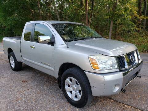 2006 Nissan Titan for sale at GA Auto IMPORTS  LLC in Buford GA
