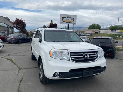 2014 Honda Pilot for sale at CarSmart Auto Group in Murray UT