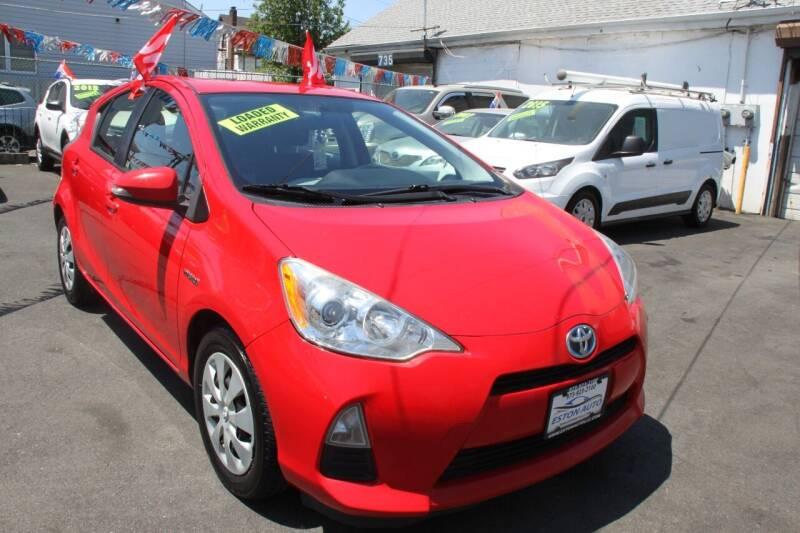 2012 Toyota Prius c for sale in Elizabeth, NJ