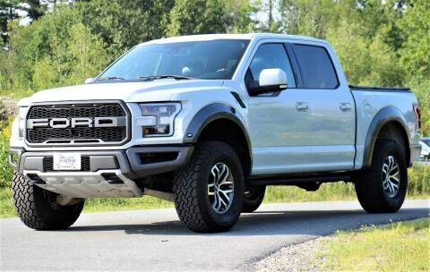 2017 Ford F-150 for sale at Miers Motorsports in Hampstead NH