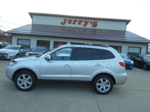 2009 Hyundai Santa Fe for sale at Jerry's Auto Mart in Uhrichsville OH
