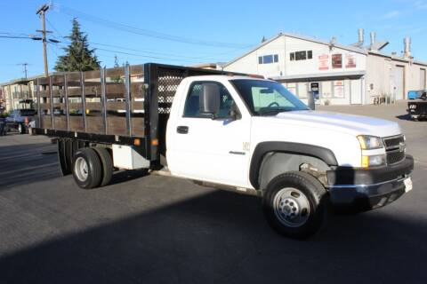 2007 Chevrolet Silverado 3500 CC Classic for sale at CA Lease Returns in Livermore CA