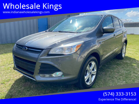 2013 Ford Escape for sale at Wholesale Kings in Elkhart IN