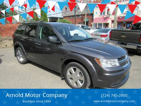 2015 Dodge Journey for sale at Arnold Motor Company in Houston PA