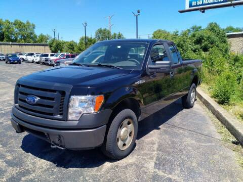2009 Ford F-150 for sale at Smart Buy Auto in Bradley IL