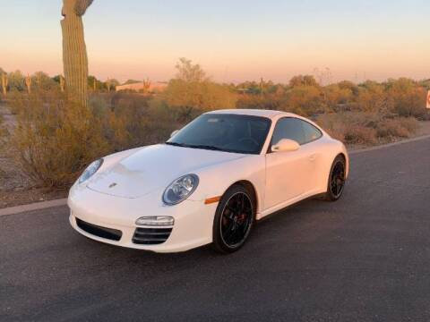 2012 Porsche 911 Carrera for sale at Classic Car Deals in Cadillac MI