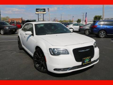 2015 Chrysler 300 for sale at AUTO POINT USED CARS in Rosedale MD