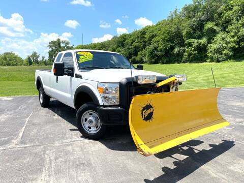 2015 Ford F-250 Super Duty for sale at A & S Auto and Truck Sales in Platte City MO
