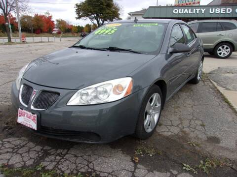 2009 Pontiac G6 for sale at BERGER'S CAR CARE in Milwaukee WI