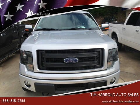2013 Ford F-150 for sale at Tim Harrold Auto Sales in Wilkesboro NC