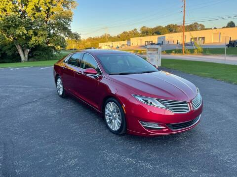 2016 Lincoln MKZ for sale at Jackie's Car Shop in Emigsville PA