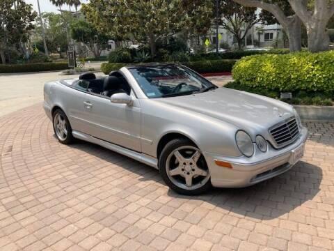 2003 Mercedes-Benz CLK for sale at Del Mar Auto LLC in Los Angeles CA