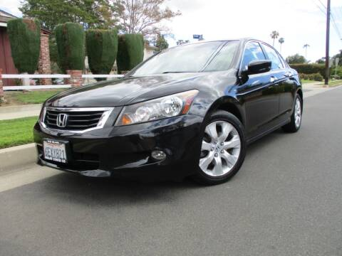 2008 Honda Accord for sale at Valley Coach Co Sales & Lsng in Van Nuys CA