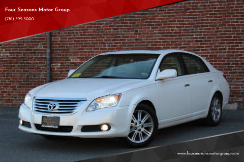 2010 Toyota Avalon for sale at Four Seasons Motor Group in Swampscott MA