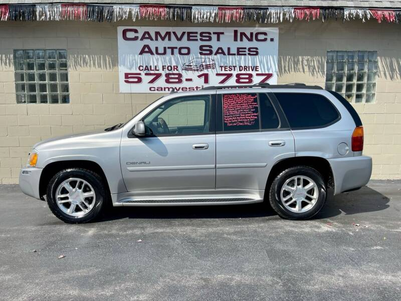 2006 GMC Envoy for sale at Camvest Inc. Auto Sales in Depew NY
