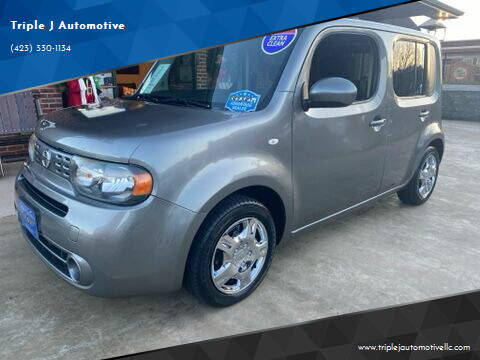 2009 Nissan cube for sale at Triple J Automotive in Erwin TN
