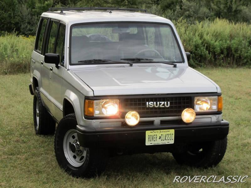 1991 Isuzu Trooper for sale at Isuzu Classic in Cream Ridge NJ