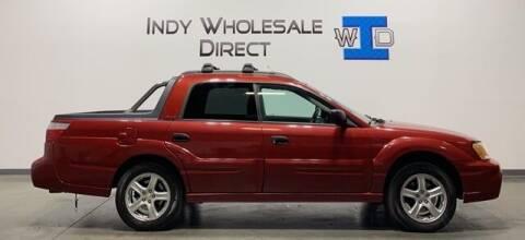 2005 Subaru Baja for sale at Indy Wholesale Direct in Carmel IN