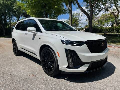 2020 Cadillac XT6 for sale at DELRAY AUTO MALL in Delray Beach FL