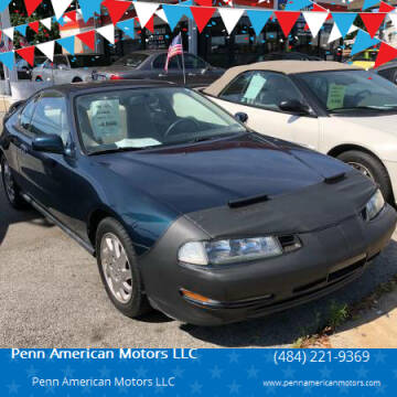 1996 Honda Prelude for sale at Penn American Motors LLC in Allentown PA