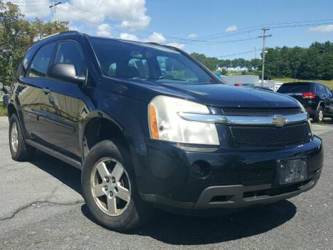 2009 Chevrolet Equinox for sale at GLOVECARS.COM LLC in Johnstown NY
