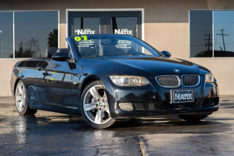 2007 BMW 3 Series for sale at AUTO NATIX in Tulare CA