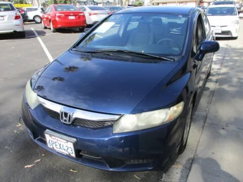 2011 Honda Civic for sale at F & A Car Sales Inc in Ontario CA