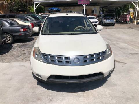 2005 Nissan Murano for sale at Louie's Auto Sales in Leesburg FL