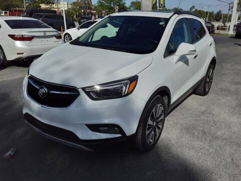 2019 Buick Encore for sale at YOUR BEST DRIVE in Oakland Park FL