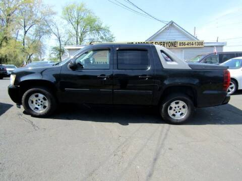 2010 Chevrolet Avalanche for sale at American Auto Group Now in Maple Shade NJ