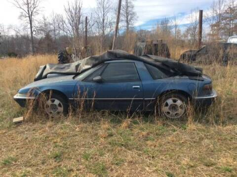 1989 Buick Reatta for sale at Classic Car Deals in Cadillac MI