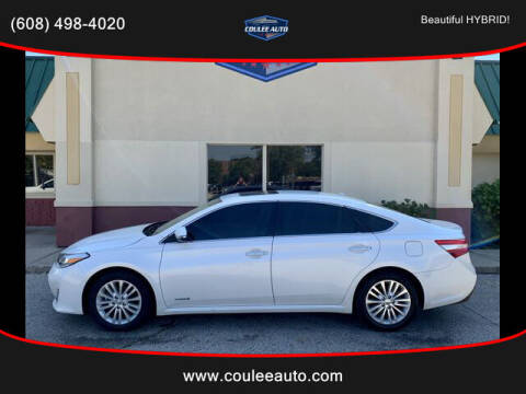 2015 Toyota Avalon Hybrid for sale at Coulee Auto in La Crosse WI