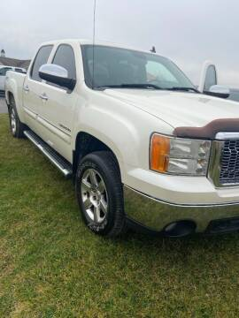 2010 GMC Sierra 1500 for sale at DAVE KNAPP USED CARS in Lapeer MI