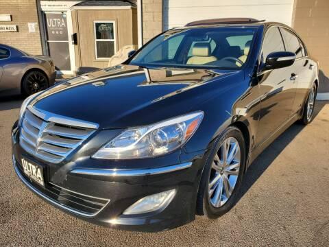 2012 Hyundai Genesis for sale at Ultra Auto Center in North Attleboro MA