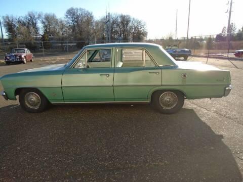 1966 Chevrolet Nova for sale at Route 65 Sales & Classics LLC - Classic Cars in Ham Lake MN