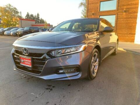 2018 Honda Accord for sale at Hamilton Motors in Lehi UT