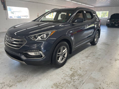 2017 Hyundai Santa Fe Sport for sale at Stakes Auto Sales in Fayetteville PA